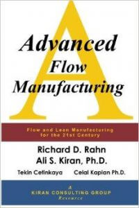 Advanced Flow Manufacturing Book Cover